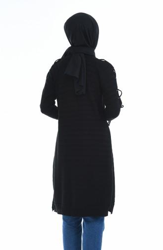 Black Tunic 8049-07