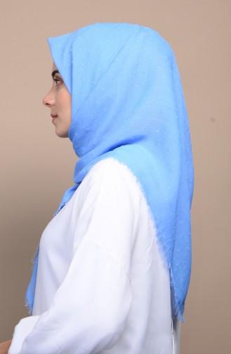 90584-15 كاراجا وشاح أزرق 90584-15