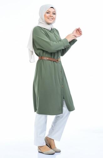 Khaki Tunic 1034-06