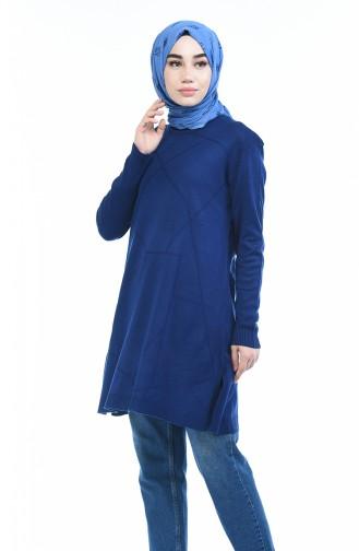 Tunique Tricot 2177-03 Bleu Roi 2177-03