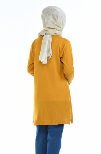 Mustard Tuniek 2182-07