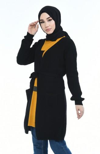 كارديجان أسود 2034-01
