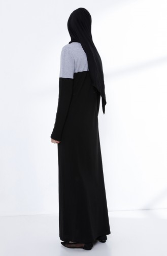 Gray Dress 5035-06