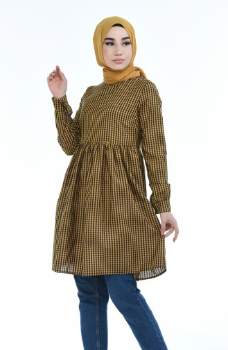 Mustard Tunic 1278-02
