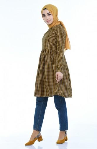 Mustard Tuniek 1278-02