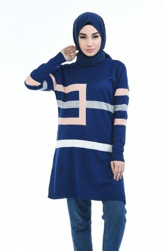 Tunique Tricot 2181-02 Bleu Roi 2181-02