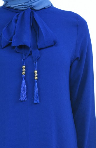 Saxon blue Tunic 4907-12