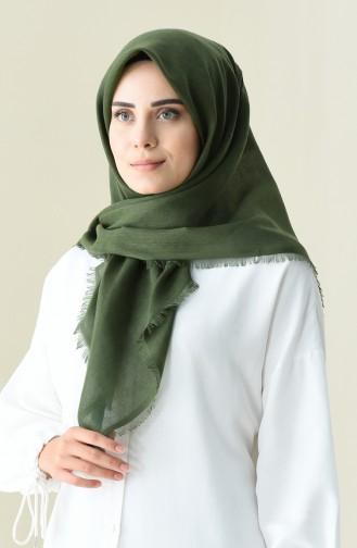 Khaki Scarf 13106-07