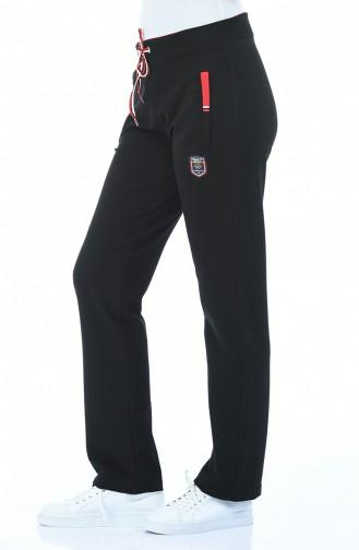Pantalon Sport 94074-03 Noir 94074-03