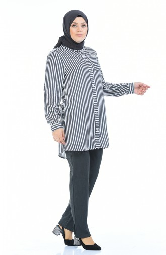 Dark gray Pants 2112-04
