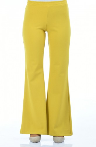 Oil Green Pants 2301-10
