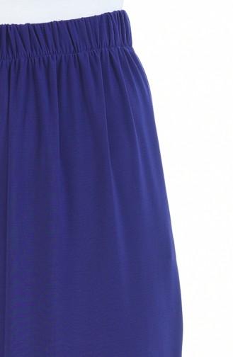 Pantalon Taille élastique 2200-02 Pourpre 2200-02