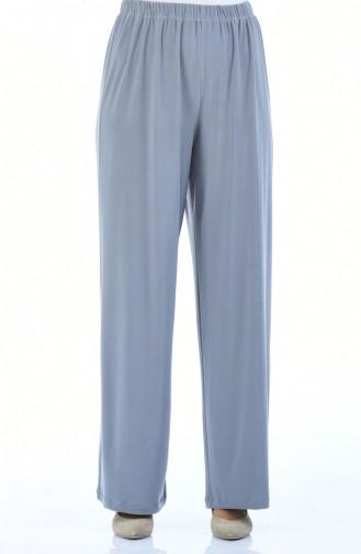 Beli Lastikli Sandy Pantolon 2200-04 Gri 2200-04
