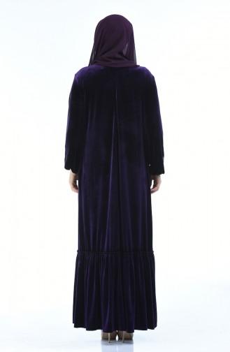 Purple Dress 7968-04