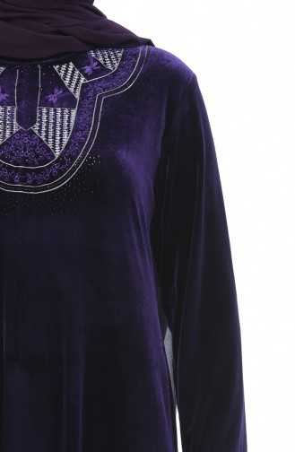 Purple Dress 7969-05
