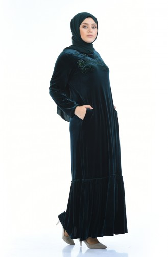 Emerald Dress 7971-02