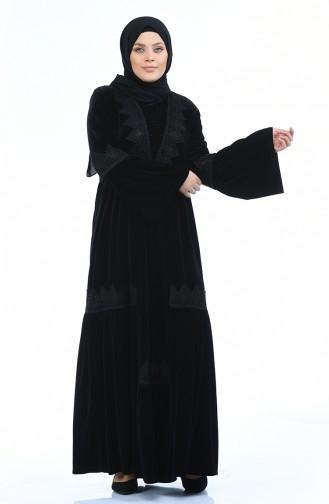 Black Dress 7986-01