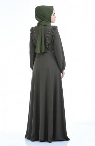 Robe Hijab Khaki 28306-01
