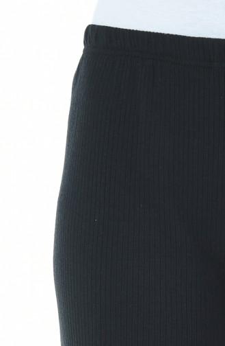 Black Tricot 4492-01