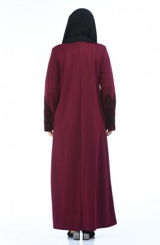 Zwetschge Abayas 8000-04