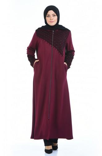 Damson Abaya 8001-03