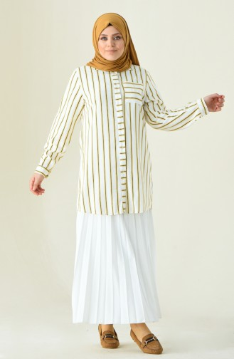 قميص كريمي 1020-03