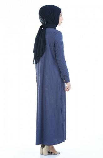 Mink İslamitische Jurk 1227-01