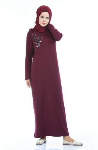 Damson Dress 2979-13