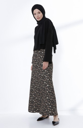 Black Skirt 9030-01