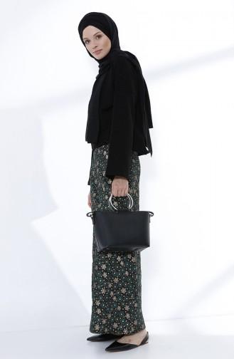 Emerald Skirt 9030-04