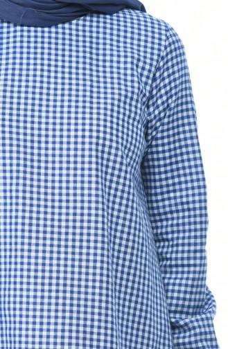 تونيك أزرق كحلي 1288-01