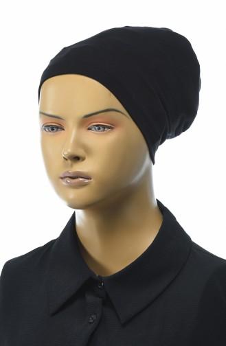 Bonnet Lycra 7000-03 Noir 7000-03