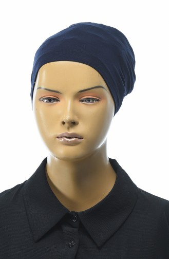 Navy Blue Bonnet 7000-04