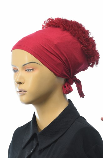 Rot Bonnet 7001-03