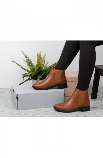 Women´s Boots brown tobacco 26038-09