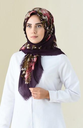 Purple Scarf 2353-13