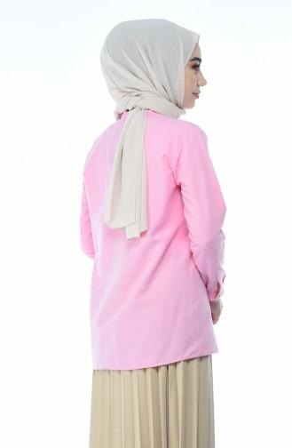 Rosa Hemd 1014-11