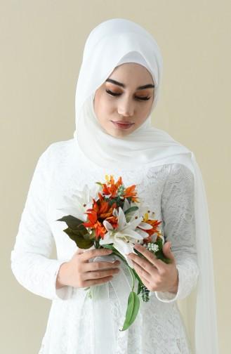 باقة العروس Renkli 13