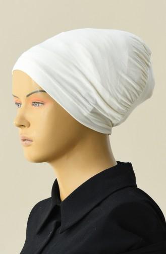 Bonnet Lycra 7000-01 Creme 7000-01