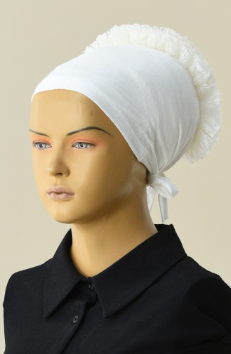 Cream Bonnet 7001-01