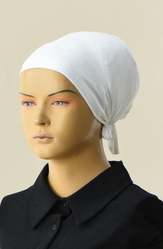 Ecru Bonnet 7002-02