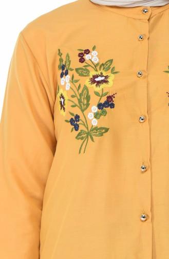 Mustard Shirt 1014-04