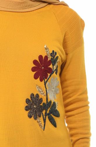 Mustard Tunic 1346-04