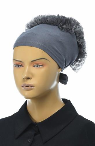 القبعات أسود فاتح 7001-12