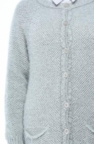 Gray Cardigans 4123-02