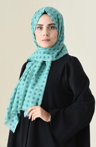 شال أخضر حشيشي 340-109