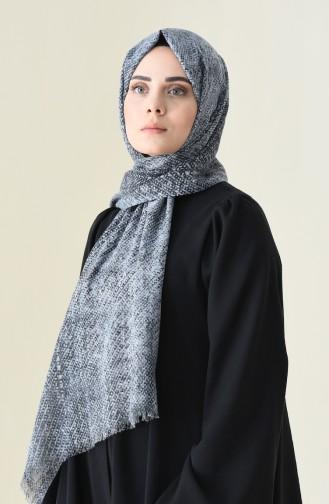 شال رمادي 750-104