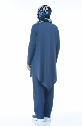 Indigo Suit 0094-10