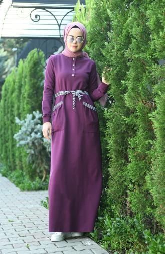 Damson Dress 2170-04