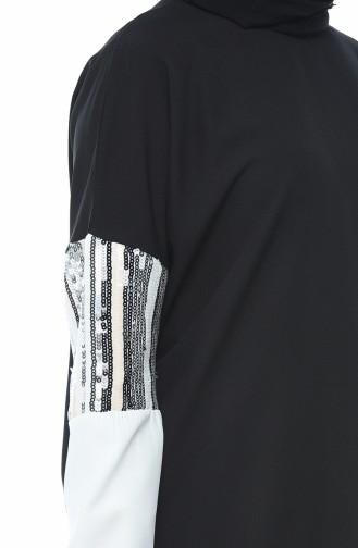 Black Tunic 9069-02